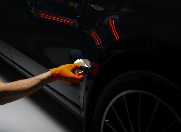 Protection céramique carrossrie voiture